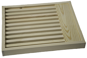 Click image for larger version.  Name:CBS043_slatted_rack_unpainted_1_resized_cleaned_beesource.jpg Views:1 Size:56.1 KB ID:36524