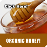 Organic Honey Example Ad 125x125
