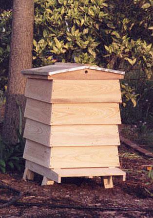10Frame WBC Hive        Steve    Moye   Beesource Beekeeping